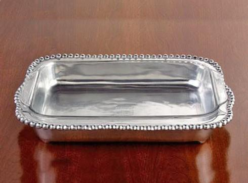 Elizabeth Clair\'s Unique Gifts   Rectangular Beaded Casserole Dish $43.95