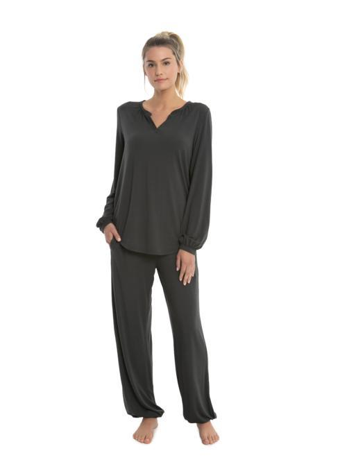Barefoot Dreams   LUXE MILK JERSEY® NAMASTE LOUNGE SET (XS) $132.95