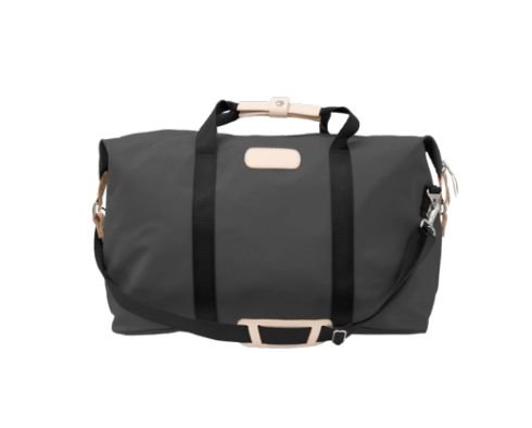 $239.20 Weekender Charcoal Coated Canvas