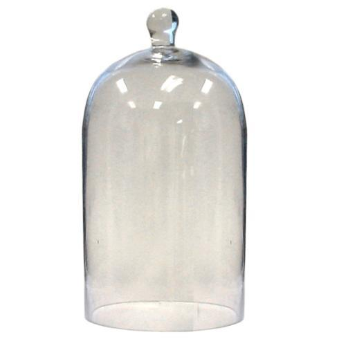$42.95 GLASS DOME - MED - CLEAR