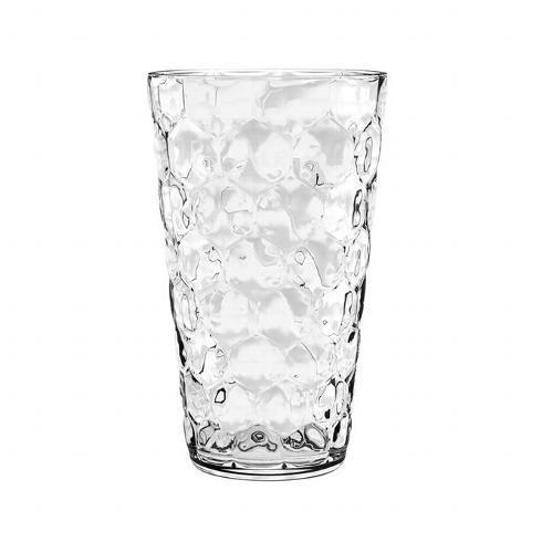 $11.95 Honeycomb Organic 21oz Jumbo Acrylic Glass