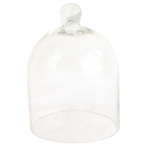 HomArt   GLASS DOME - SM - CLEAR $27.95