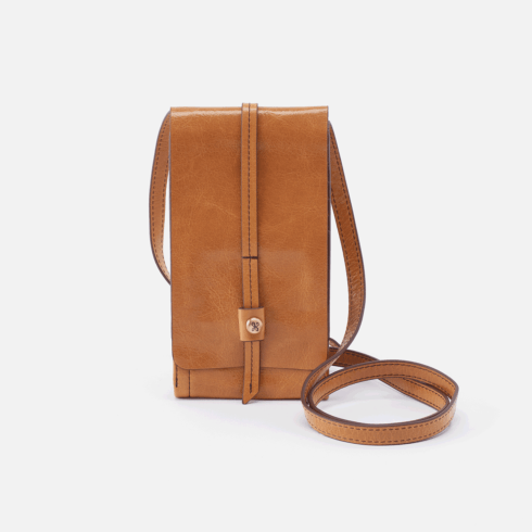 TOKEN Wallet Crossbody, Color: Honey collection with 1 products