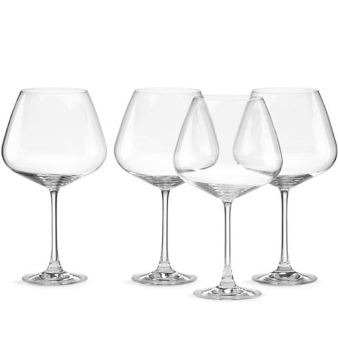 Lenox  Tuscany Classics® 4-piece Burgundy Wine Glass Set $43.95