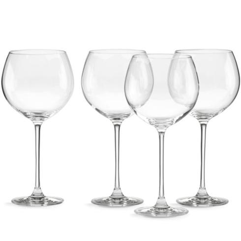 Lenox  Tuscany Classics® 4-piece Beaujolais Wine Glass Set $48.95