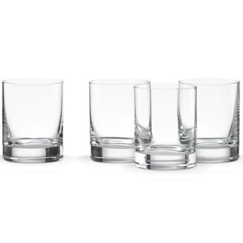Lenox  Tuscany Classics® 4-piece Cylinder Double Old Fashioned Glass Set $53.95