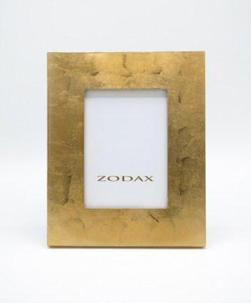 Zodax  Frames  Gold Leaf 5 x 7 Frame $38.95
