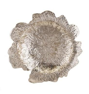 $38.95 Large Metal Juliana Gold Decorative Bowl