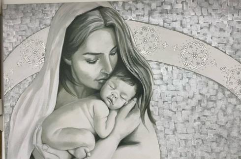$600.00 Mother and Child