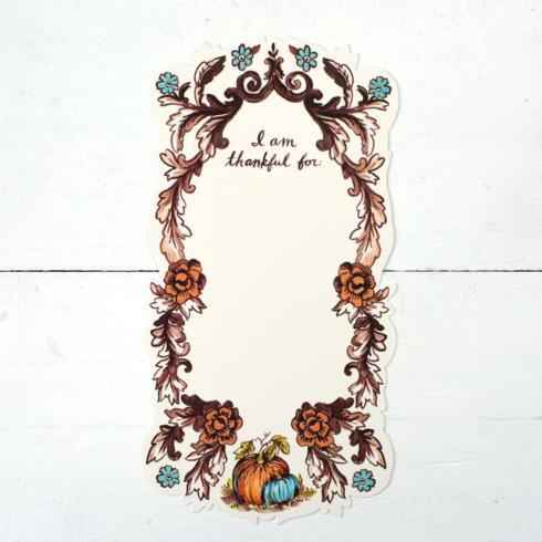 "$13.95 Table Accent- "" I am Thankful for"""