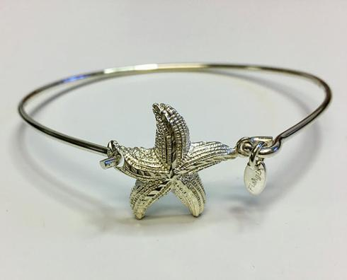 STERLING SILVER STARFISH BRACELET collection with 1 products