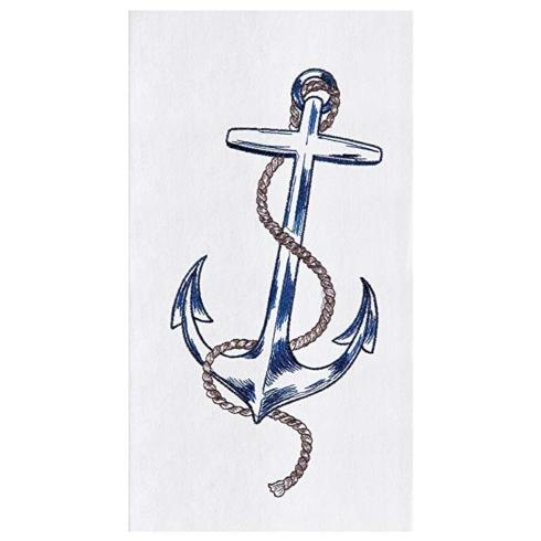 FabVilla Exclusives   Anchor Tea Towel $14.95