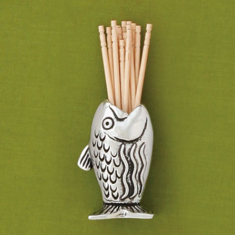 $29.95 Fish Toothpick Holder