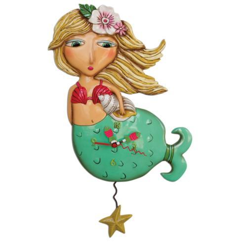 $59.00 Shelley Mermaid Clock