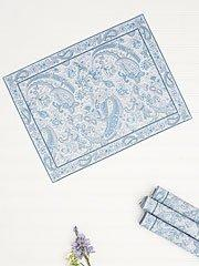 Priscilla Paisley Placemat Set collection with 1 products