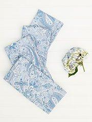 Priscilla Paisley Napkin Set collection with 1 products