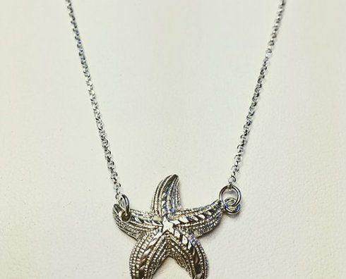 $80.00 Sterling Silver Nautical Necklace