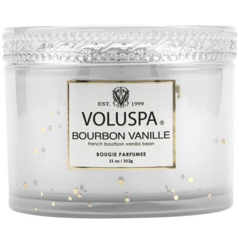 $34.95 Bourbon Vanille candle
