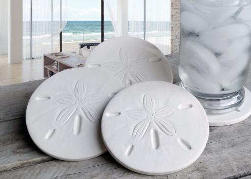 FabVilla Exclusives  Coasters Sand Dollar $25.00