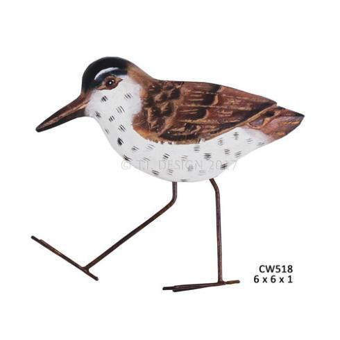 $16.95 Sandpiper Wall Decor
