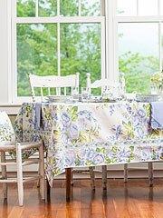 $69.00 Vivian Table Cloth 60X90- Ecru