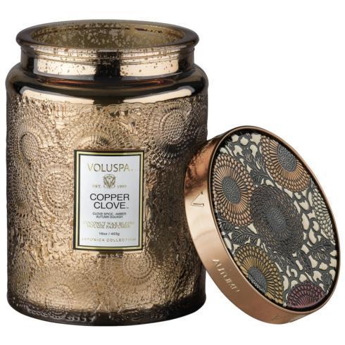 $32.95 Copper Clove Candle