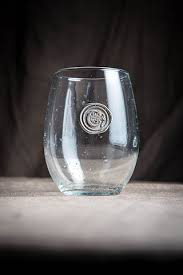 Southern Jubilee   monogram stemless wine glasses $14.98