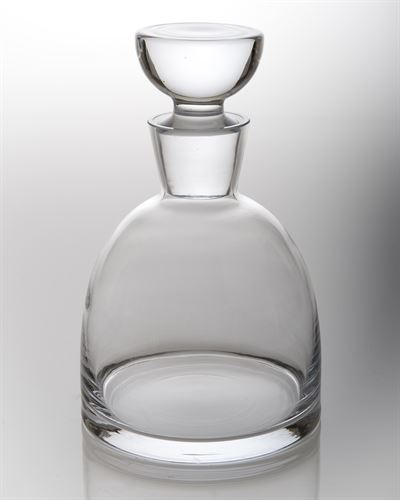 $120.00 Beehive Classic Glass Decanter with Stopper
