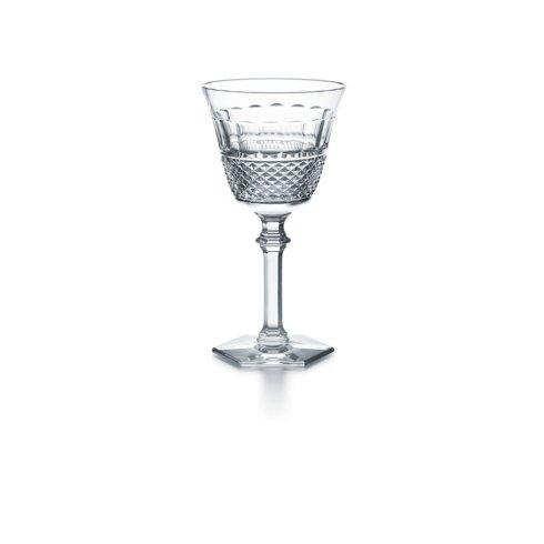 Baccarat  Diamant Red Wine Glass $200.00