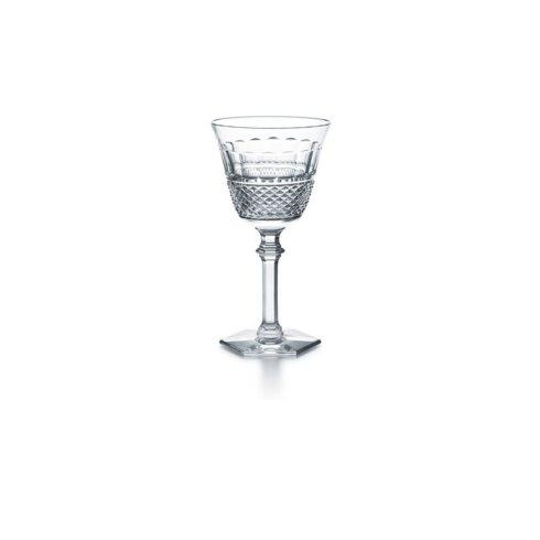Baccarat  Diamant White Wine Glass $200.00