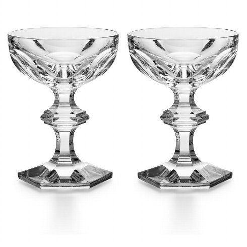Baccarat  Harcourt 1841 Coupe, Set of 2 $490.00