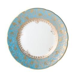 Bernardaud  Eden Turquoise (Formal Table) Salad Plate $195.00