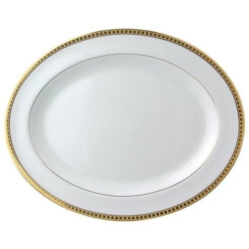"""$906.00 Oval Platter, 17"""""""
