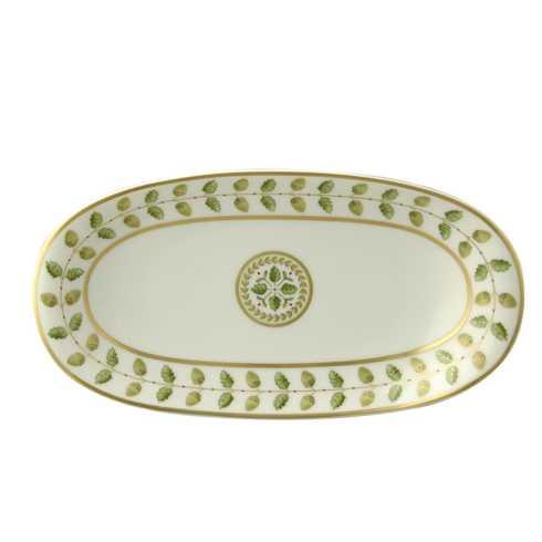 Bernardaud  Constance Green Relish Dish $285.00
