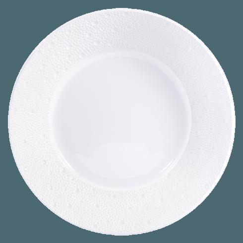 Bernardaud  Ecume White (White Table) Open Vegetable Dish $85.00