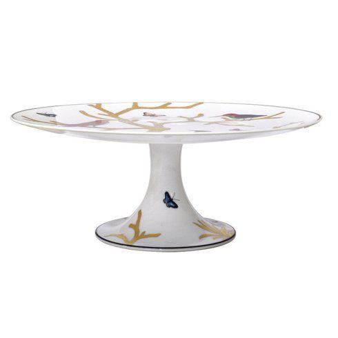 $917.00 Footed Cake Platter