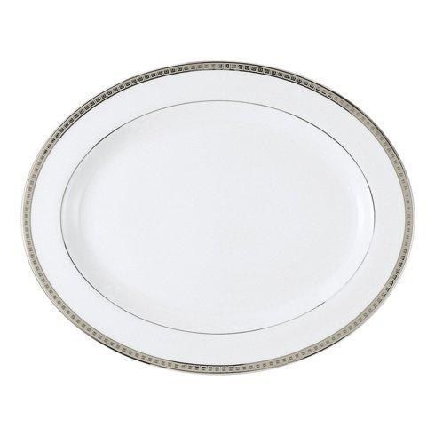 """$856.00 Oval Platter, 17"""""""