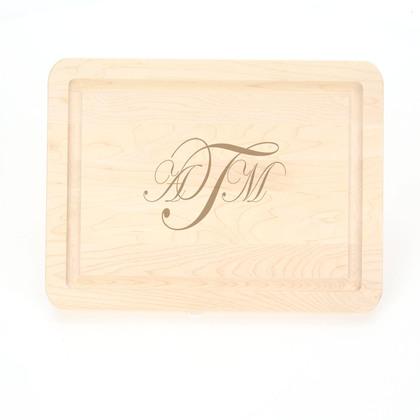 $50.00 Maple Cutting Board