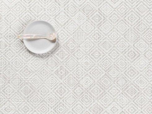 Chilewich   Mosaic Grey Rectangular Placemat $15.00