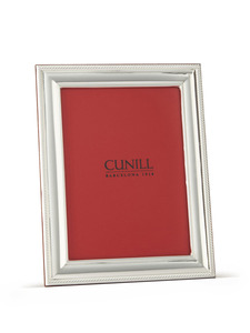 Cunill   Rope 8x10 Sterling Frame $265.00