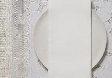 $9.50 White Linen Napkin