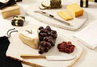 $95.00 White Cheese Tray