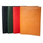 $60.00 Graphic Images Leather Passport Cover
