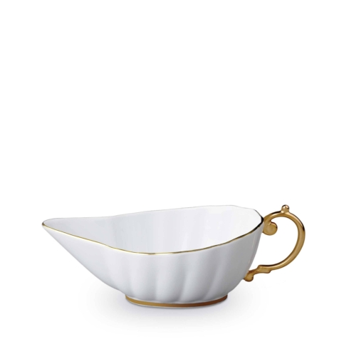 L'Objet  Aegean Gold Gravy Boat $234.00