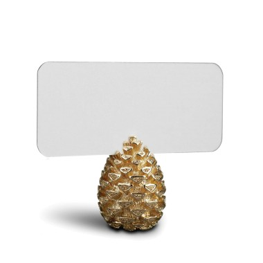$195.00 Pinecone Place Card Holders, Set of 6