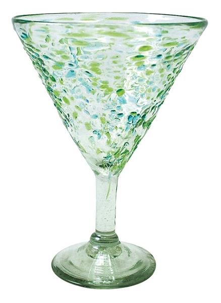 Mariposa  Confetti Cocktail Glass $20.00