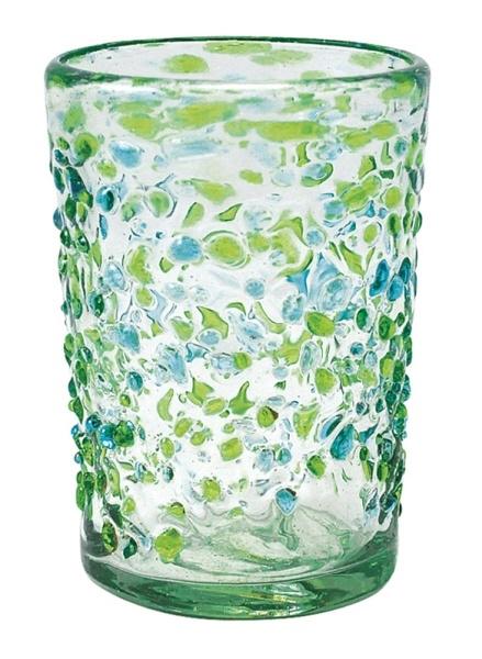 Mariposa  Confetti Double Old Fashioned Glass $17.00