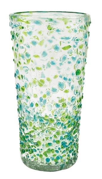 Mariposa  Confetti Iced Tea Glass $19.00