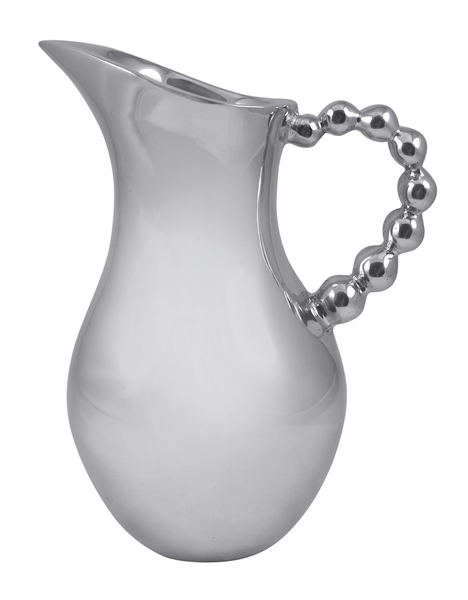 Mariposa  String of Pearls Pearled Pitcher $120.00