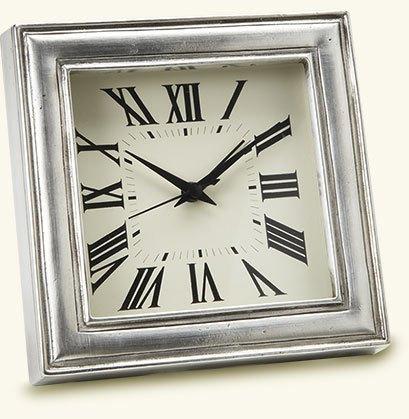 $208.00 Square Alarm Clock